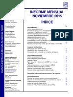 Monthy Report Nov 2015