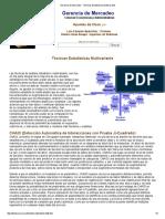 Gerencia de Mercadeo - Técnicas Estadísticas Multivariante.pdf