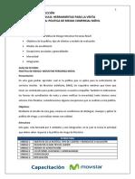 Manual Politica de Riesgo Mvil
