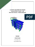 Informe Estructural duitama