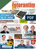 Gazeta de Votorantim, edição 188 - 30/09/2016