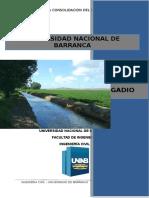 Diseño Del Canal San Pedro Modoficado