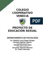 37053807 Proyecto Educacion Sexual