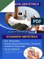 Diagnóstico Por Imagen II - Ecografía Obstétrica