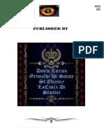 El Libro Secreto de Las Razas Extraterrestres.pdf