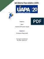 TRABAJO FINAL DE PRESUPUESTO EMPRESARIAL.doc