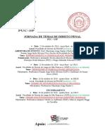 Jornada de Temas de Direito Penal