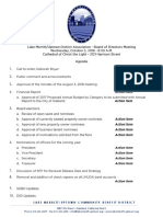 LMU Board Agenda Packet Oct. 05,2016