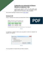 Manual Encriptacion Usando 7zip