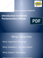 Whip Speeches.pptx