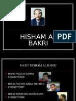 HISHAM AL BAKRI