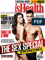 Magazines Mens Health February 2015 MY
