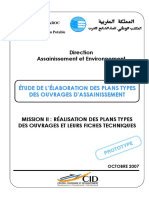 143557104 Ouvrages Types Assainissement ONEP MAROC 2007 1