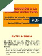 Comentario de Las Biblias