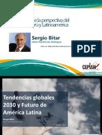 Sergio Bitar Evento Presentaciones