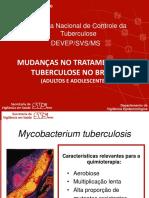 1339785741_Mudanças No Tratamento Da Tuberculose - Apresentação Para a Reunião de Multiplicadores
