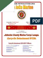 The JoCo Marine - October 2016