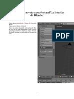 Blender 3D- Novato a Profesional-La Interfaz de Blender