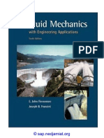 Fluid Mechanics With Engineering Applications By Franzini 10th. Edition.pdf