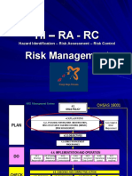 HIRARC-Riskmanagement