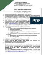 Requisitos Del Nivel Cecap