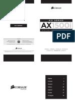 AX1500i Manual