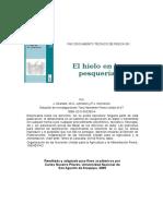 FAO DTP 331hielo Pesquer As