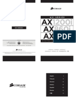 AXi Series Manual
