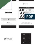AXi Series Manual