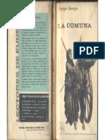 Bourgin, Georges - La Comuna, Ed. Eudeba, 1962