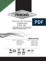 Manual Cubierta Inox l Haceb