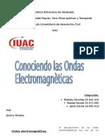 Conociendo Las Ondas Electromagneticas