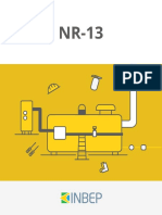 E-book NR-13 Operação de Unidades de Processos e Vasos de Pressão