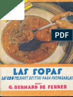 Las sopas Las 125 mejores recetas para prepararla.pdf