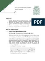 PRACTICA #6 - Aldehidos y Cetonas