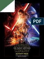 Star Wars Family Activity Kit