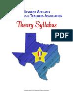 2016-2017 Theory Syllabus