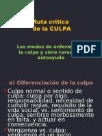 c.ruta Critica de La Culpa