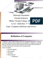 Computer Hardware and Device