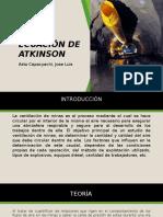 Ecuación de Atkinson Ppt
