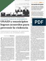 30-09-16 USAID y municipios logran acuerdos para prevenir la violencia