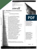 Beowulf - Raffel - Mshw 2012