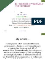 ICAI BIKANER – BUSINESS ENVIRONMENT