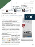 Article 9 Airline Economic Model - WSJ.com — Копия
