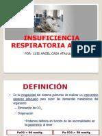 Insuficiencia Respiratoria Aguda Expo