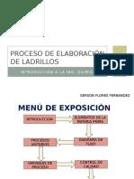 Proceso de Laboracion Ladrillos-gerson Flores Fernandez