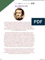 Biografia - Edgar Allan P.