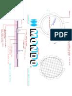Circulo Peso y Disco-martillo Obra