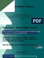3.2.5.1 - Gagal Jantung Akut