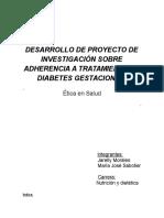 Investigación Diabetes Gestacional
